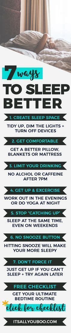 6 Ways To Maximize Your Sleep by Best 20 Friends Ideas On