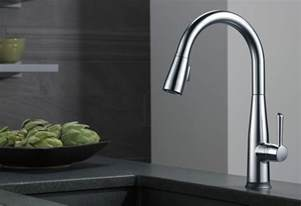 kitchen faucets fixtures and kitchen accessories delta different types of kitchen sink faucets modern home