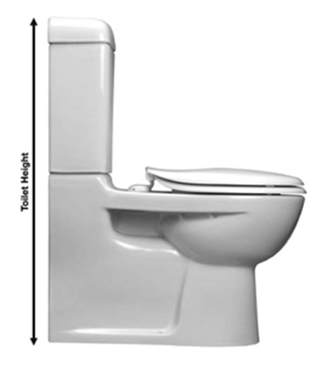 Wc Height From Floor by Toilets At Faucetdirect