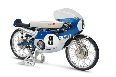 Fowlers Suzuki This Suzuki Racing Motorcycle Has 14 Gears Bike Exif