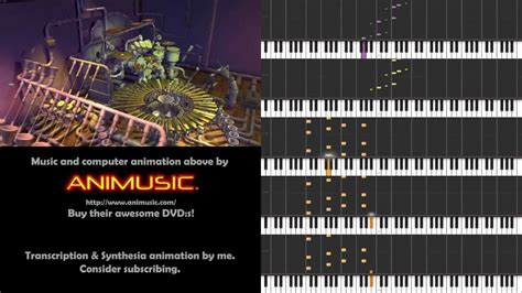 animusic pipe synthesia sheet