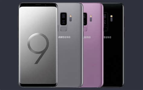 soooooo this is the mega galaxy s9 leak you either want or should avoid droid