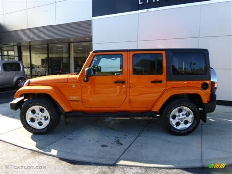 orange jeep wrangler unlimited crush orange 2013 jeep wrangler unlimited sahara 4x4