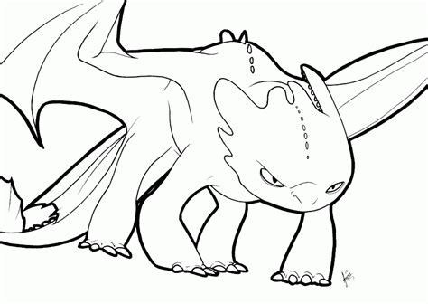 Coloring Page How To Your by Toothless Coloring Page Coloring Home