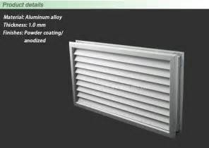Interior Door Vent Quality Products Hvac Aluminium Door Vents For Interior Doors Buy Door Vents For Interior