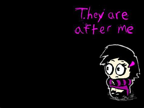 download wallpaper emo cartoon scared cartoon girl cliparts co