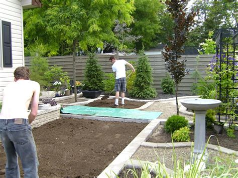 Back To The Backyard Backyard Design Pictures Landscaping