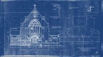 Blue Prints For A House Vaulting Century Omaha Blueprints Hanscom Park
