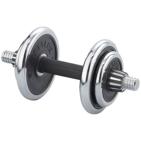 Dumbbell Set Kettler Kettler Chrome Dumbbell Set Ca 10kg Buy With 19 Customer