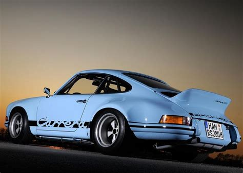 vintage porsche blue vintage gulf blue porsche rs cars