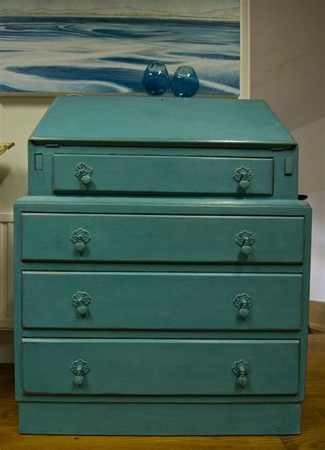 chalk paint provence writing desk painted with provence chalk paint decorative