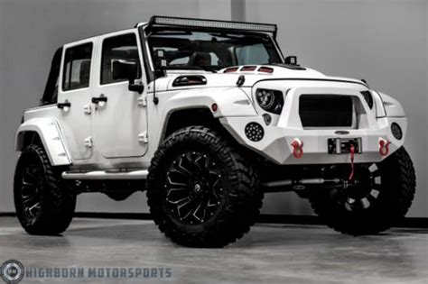 rattletrap jeep interior stormtrooper jeep this custom wrangler looks like it s