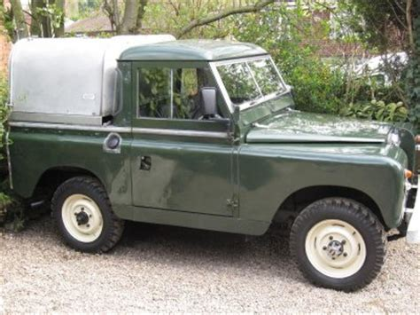 land rover series 2 for sale in nottinghamshire 3502 more