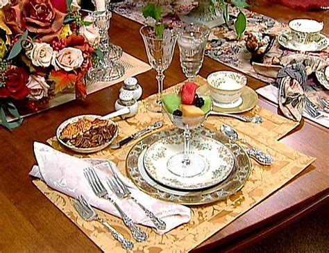 formal dinner table setting house of decor formal table setting