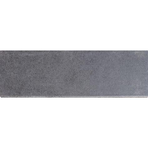 ms international beton concrete 4 in x 12 in glazed