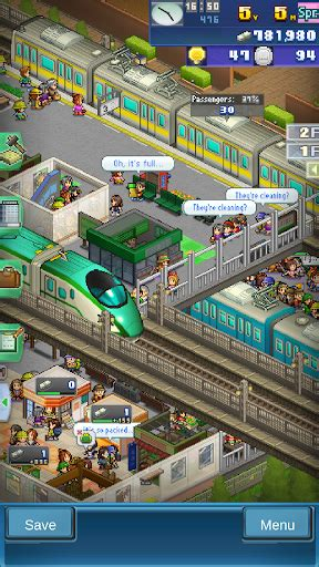 mod game kairosoft station manager for android