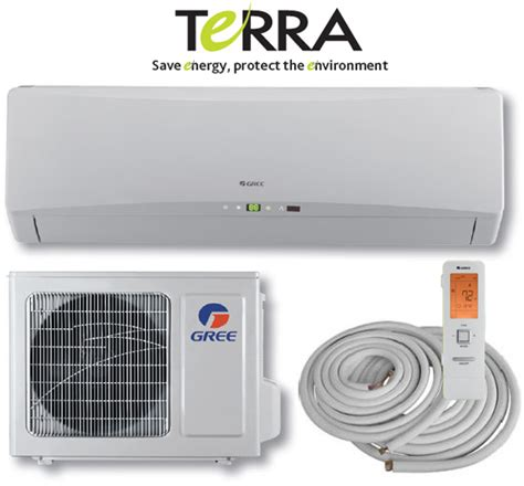 Ac Gree gwh18tcd3dna1a gree air conditioner heat ductless