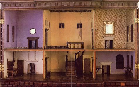 dolls house interiors doll s house english circa 1740 carlton hobbs blog