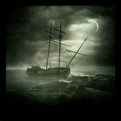 halloween ghost ship oak island nc north carolina