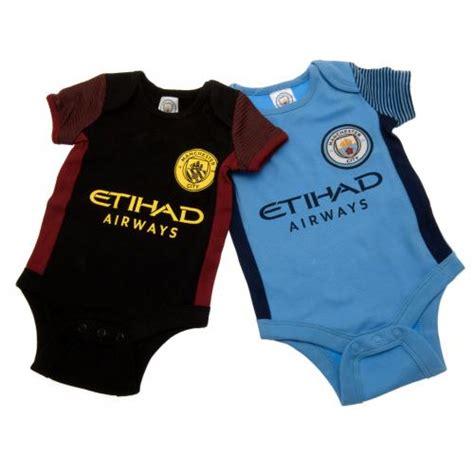 Manchester city baby clothing babygrows bibs football gifts