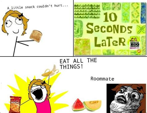 Eat All The Things Meme - 84 best ideas about comics galore on pinterest funny
