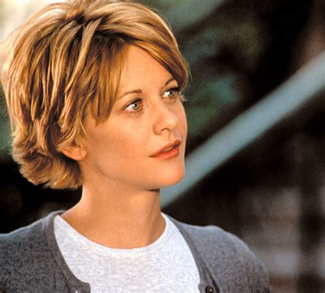 meg ryans hairstyle inthe youv got mail meg ryan looks unrecognisable with new face hollywood