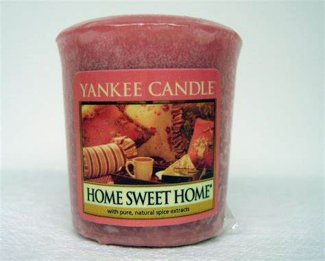 yankee candle home sweet home scent votive home decor 4