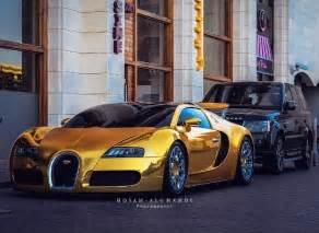 Bugatti 2014 Gold Bugatti Chiron Speedometre