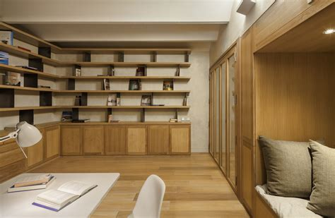 a2arhitektura library interior transformation gallery of duplex in gracia zest architecture 10