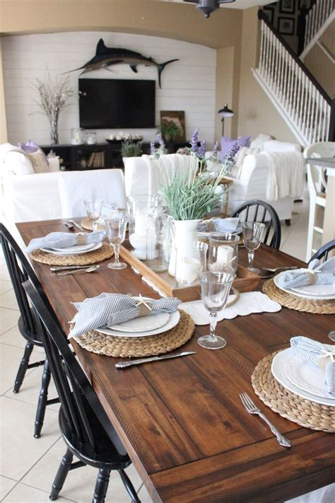 casual table setting best 25 casual table settings ideas on table