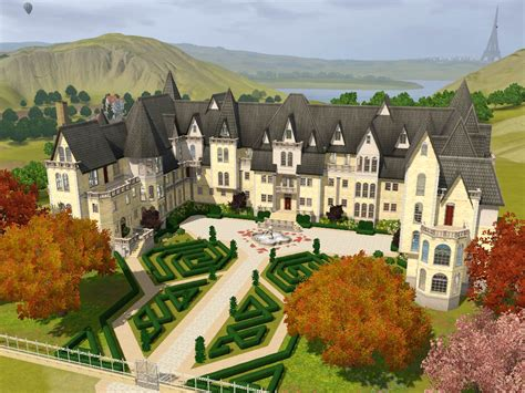 Design Floor Plans For Free by Mod The Sims Grothfort Castle