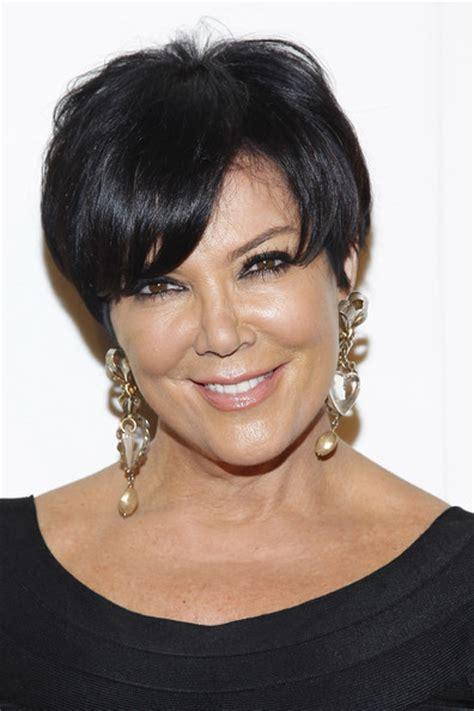how to cut kris jenners hairdo kris jenner short cut with bangs kris jenner hair looks