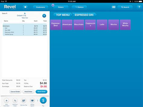 Revel Kitchen Display System by Revel Pos On The App Store