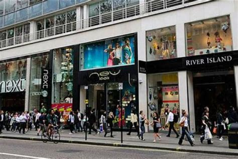 high street sofa shops high street shop closures at five year low retail gazette