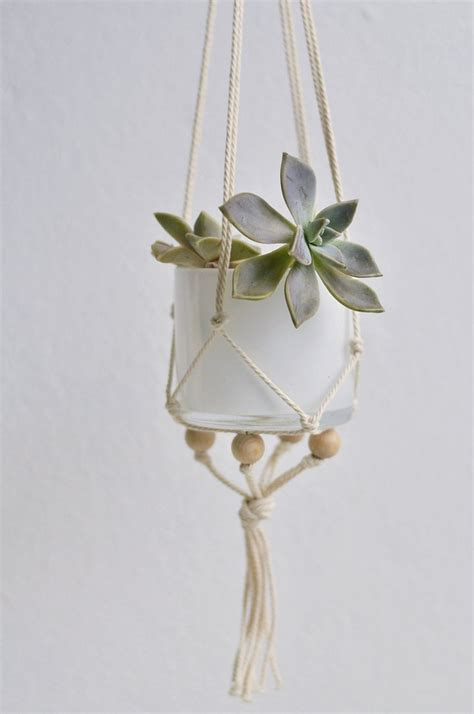 diy macrame hanging planter 17 best ideas about diy hanging planter on pinterest