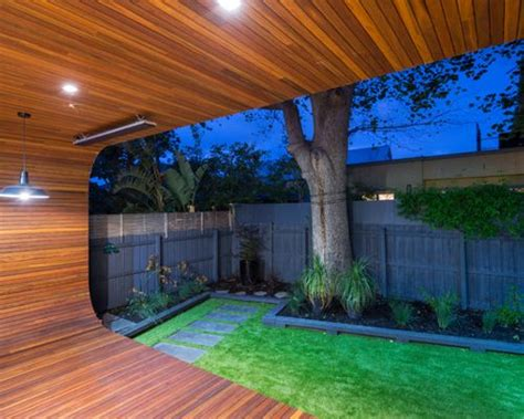 contemporary backyard small modern backyard houzz
