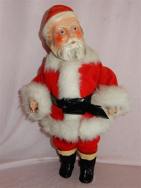 composition santa doll outstanding 20 quot american composition santa claus doll c