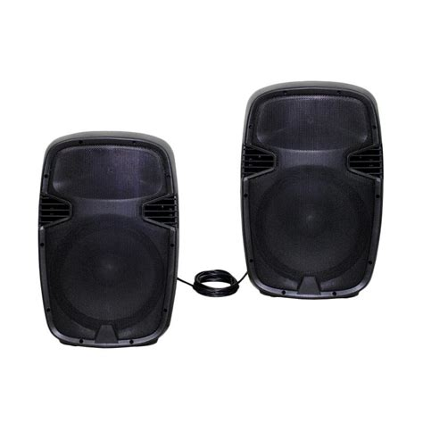 Speaker Aktif Bluetooth Radio jual maxxis mxm 815 bluetooth pro series speaker aktif 15 inch 2 pcs harga kualitas