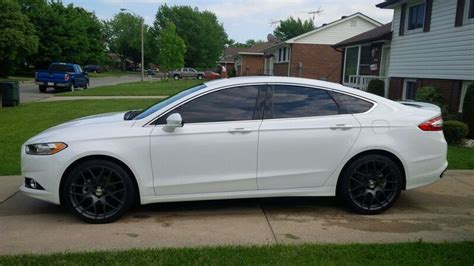 2014 ford fusion custom 2014 ford fusion custom grill www imgkid the image