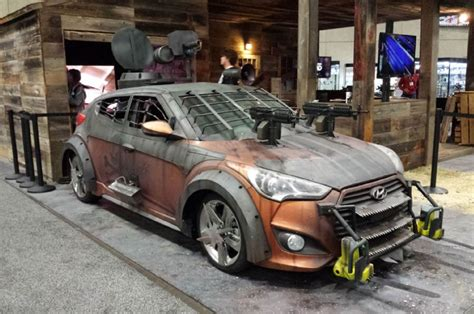 survival car hyundai veloster survival machine photo 302737
