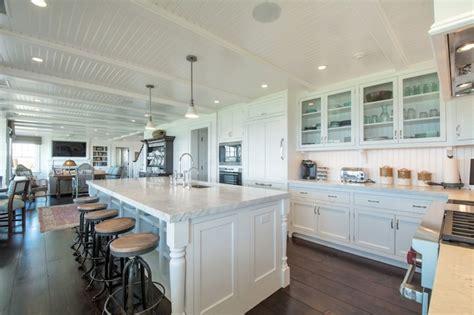 Amio Id Gamis White Maple vermont white granite countertops transitional kitchen