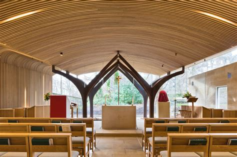 american white oak brings warmth    chapel  st albert  great  edinburgh news