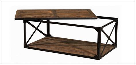 table basse pas cher table basse industrielle pas cher