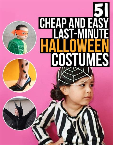 Easy last minute halloween costumes for guys