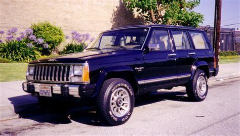 1986 Jeep Grand Jeep 1986