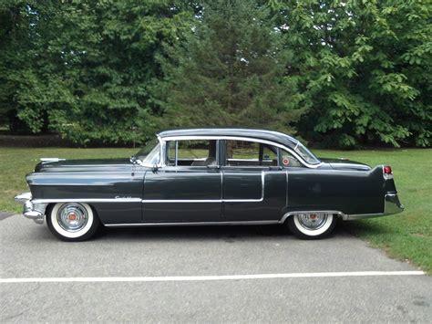 cadillac sedan 1955 cadillac series 62 sedan owner bob rankin raritan