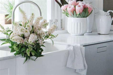 Ceramic Kitchen Sinks Pros And Cons The Pros And Cons Of A Ceramic Kitchen Sink Home Beautiful Magazine Australia