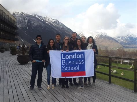 Lbs Mba India by 1 Of Business School Lbs