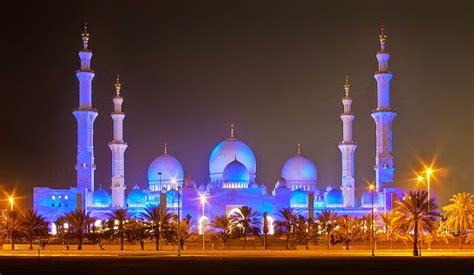 kumpulan gambar masjid sheik zayed terindah di dunia masjid agung abu dhabi animasi bergerak