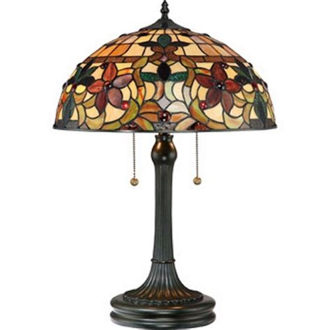 art glass ls by serena d italia serena d italia tiffany style 61 in bronze floor l and